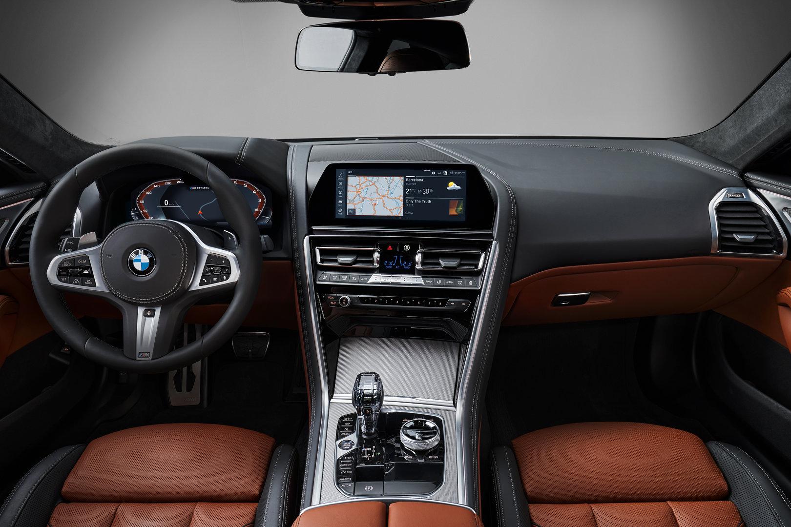 BMW Serie 8 Estudio 11