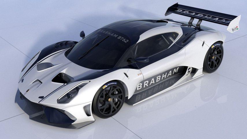 Coche del día: Brabham BT62