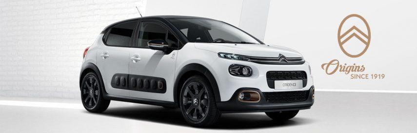 Citroën aprovecha su centenario para lanzar la serie especial Origins