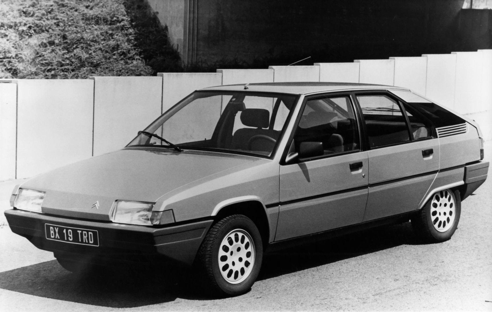 Coche del día: Citroën BX