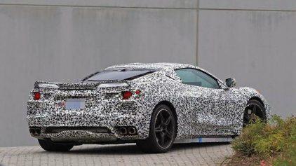Corvette Mid Engine 3