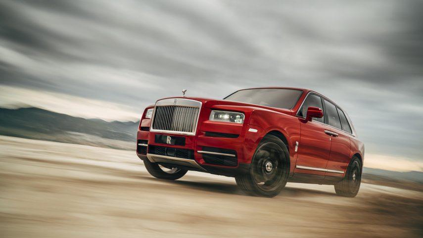 Rolls-Royce Cullinan, el SUV más caro y lujoso