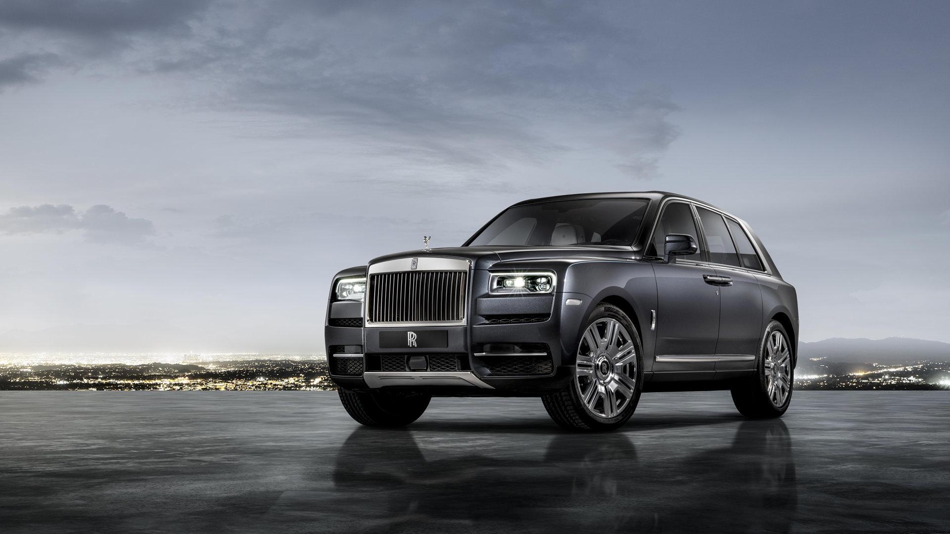 Rolls-Royce está desbordada por la demanda del Cullinan