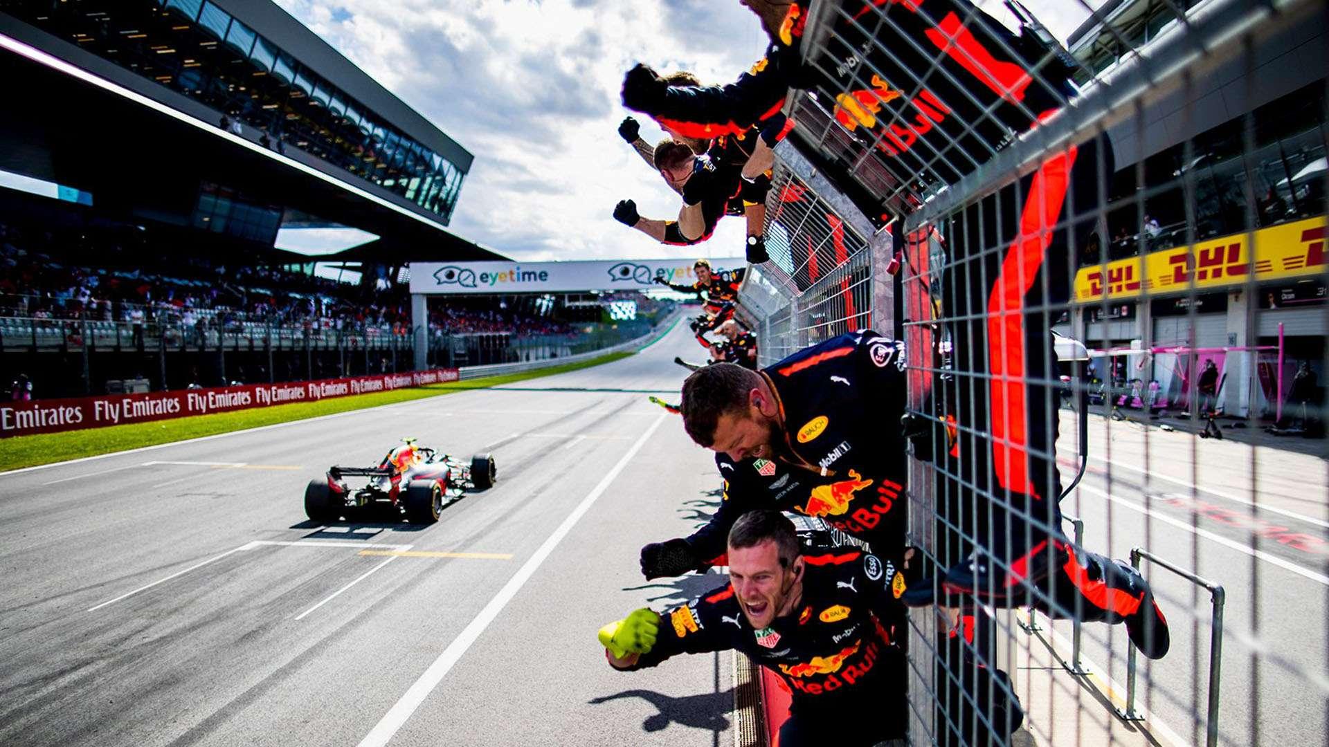 F1 Austria 2