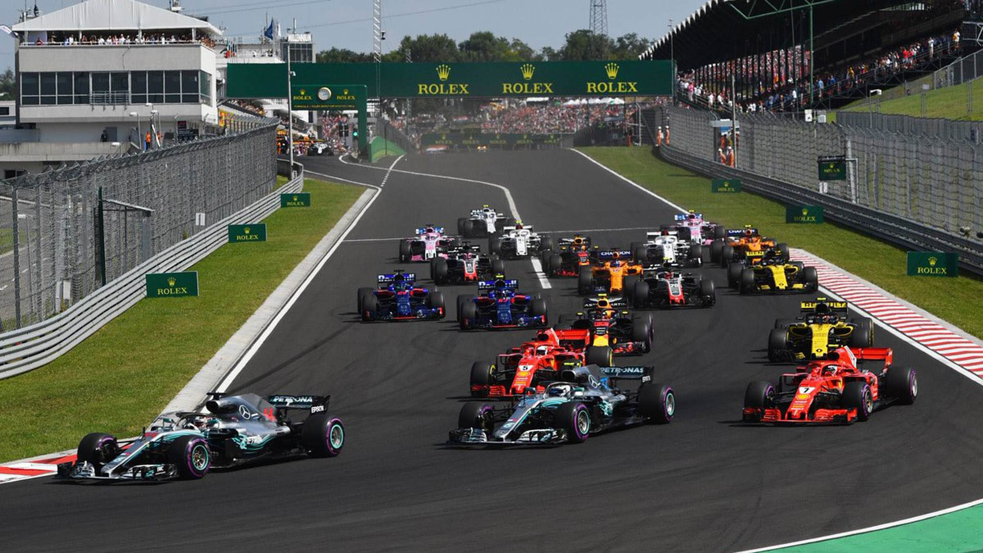 F1 Hungria 1
