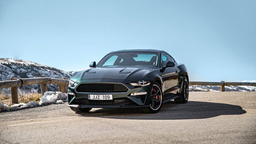 El nuevo Ford Mustang Bullitt Edition ya está disponible para pedidos