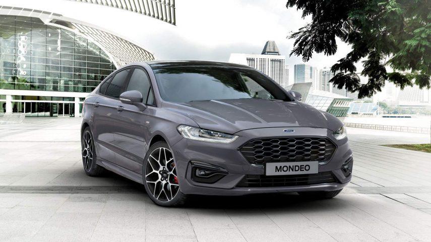 El Ford Mondeo se actualiza de cara a 2019