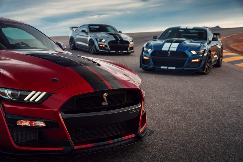 ¿Quieres hacerte con el nuevo Shelby GT500 pero vives en Europa?