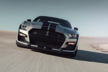 Ford Mustang GT500 17