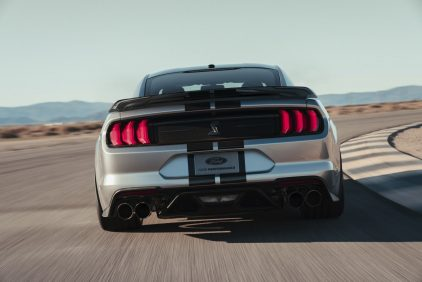 Ford Mustang GT500 21