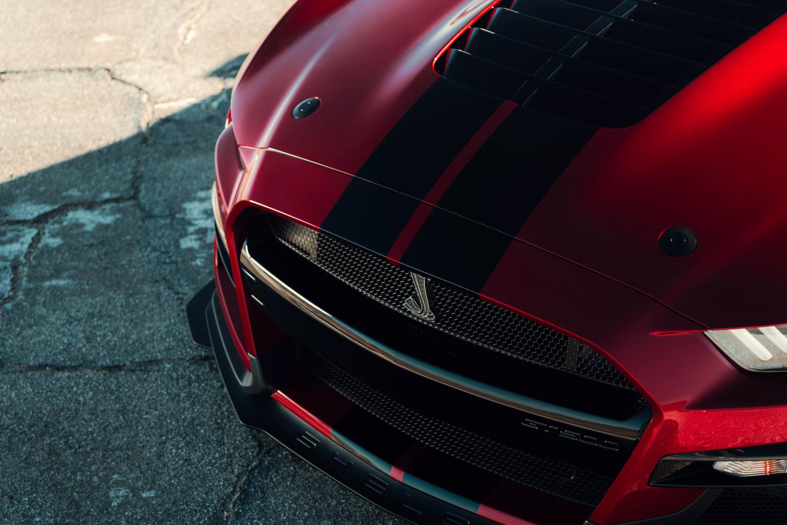 Europa se queda sin el 2020 Ford Mustang Shelby GT500