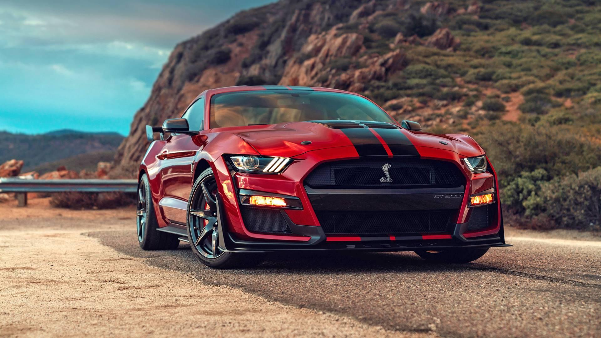2020 Ford Shelby GT500, el Mustang más potente y salvaje