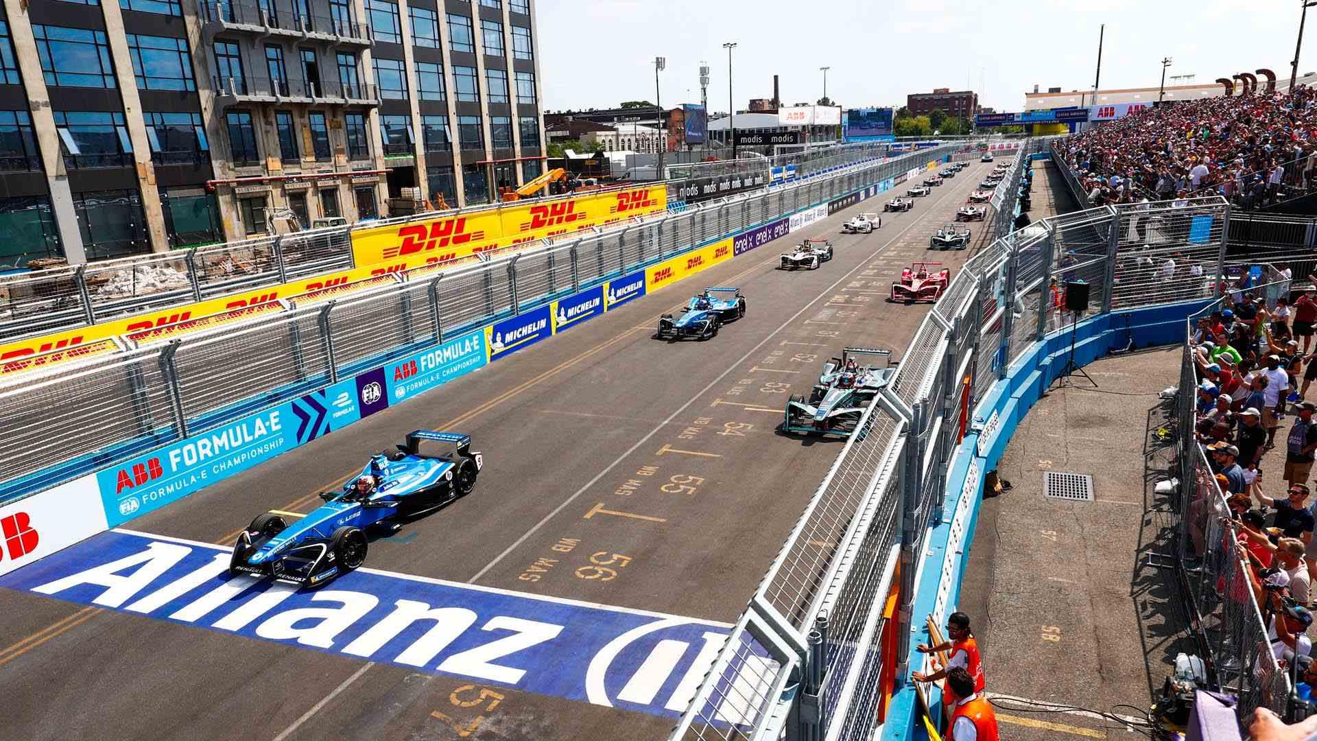 Formula E Nueva York 2018 1