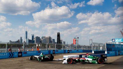 Formula E Nueva York 2018 2