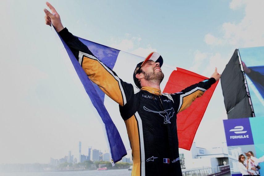 Jean-Eric Vergne, campeón del mundo de Fórmula E