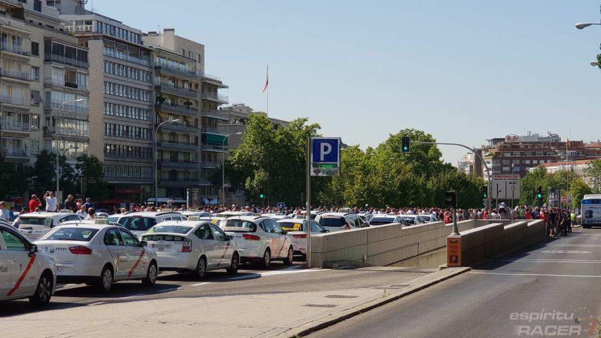 Huelga Taxis 11