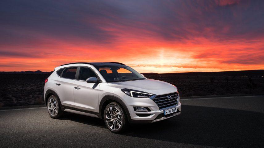 Hyundai renueva el Tucson