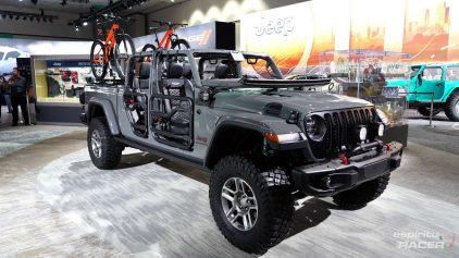 Jeep Gladiator 1