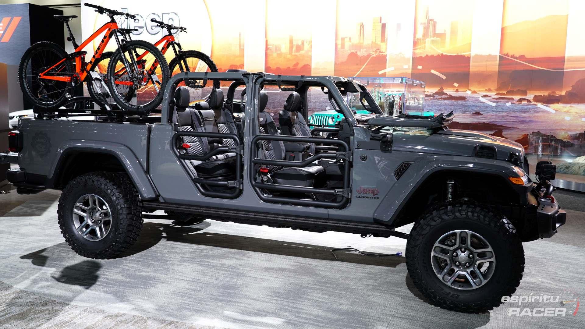 Jeep Gladiator 4