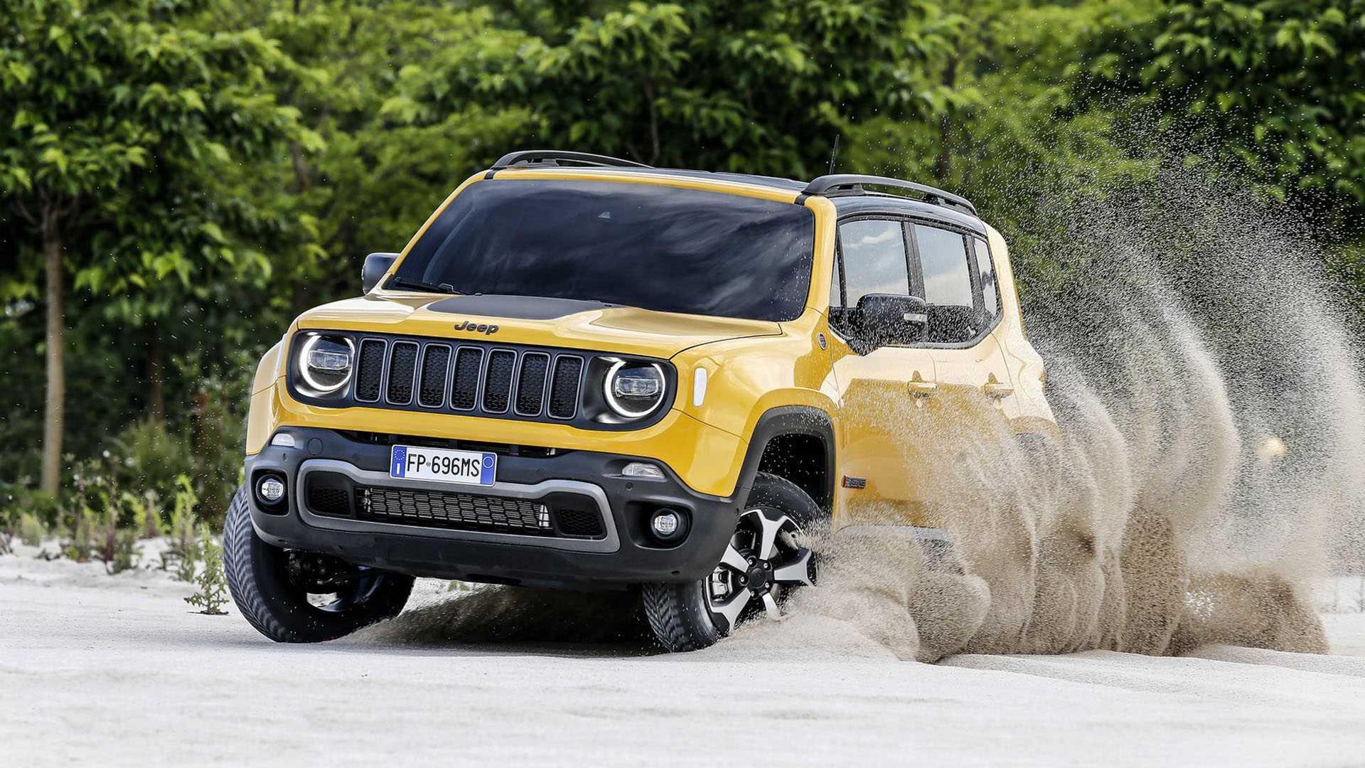 El Jeep Renegade híbrido enchufable llegará en 2020