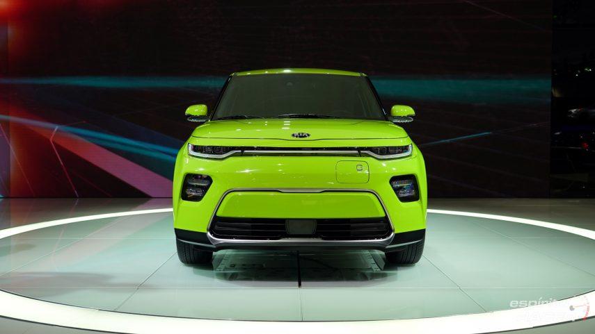 Nuevo Kia Soul EV, con más potencia y más autonomía