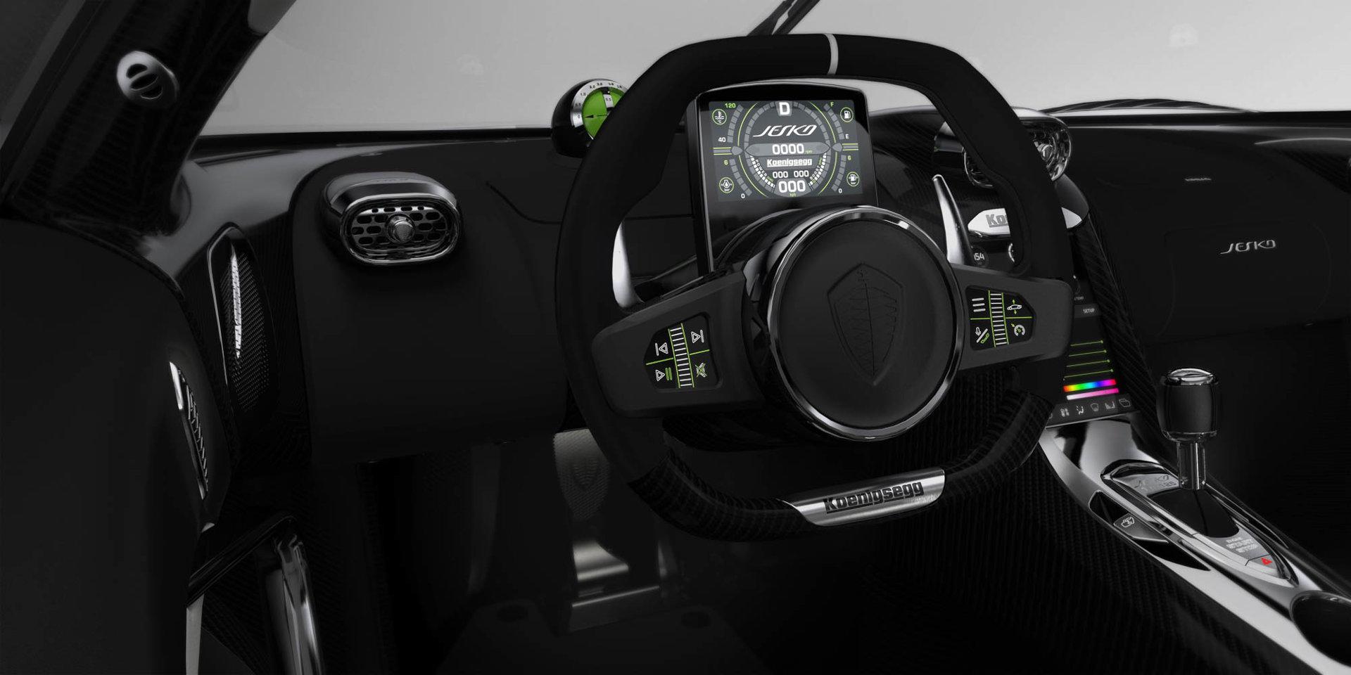 Koenigsegg Jesko 12