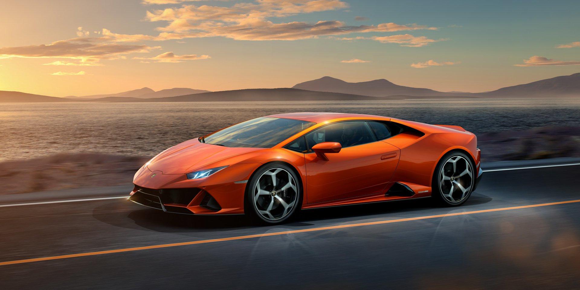 Lamborghini Huracan EVO 08