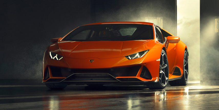 Lamborghini Huracan EVO, mejorando lo que ya era bueno