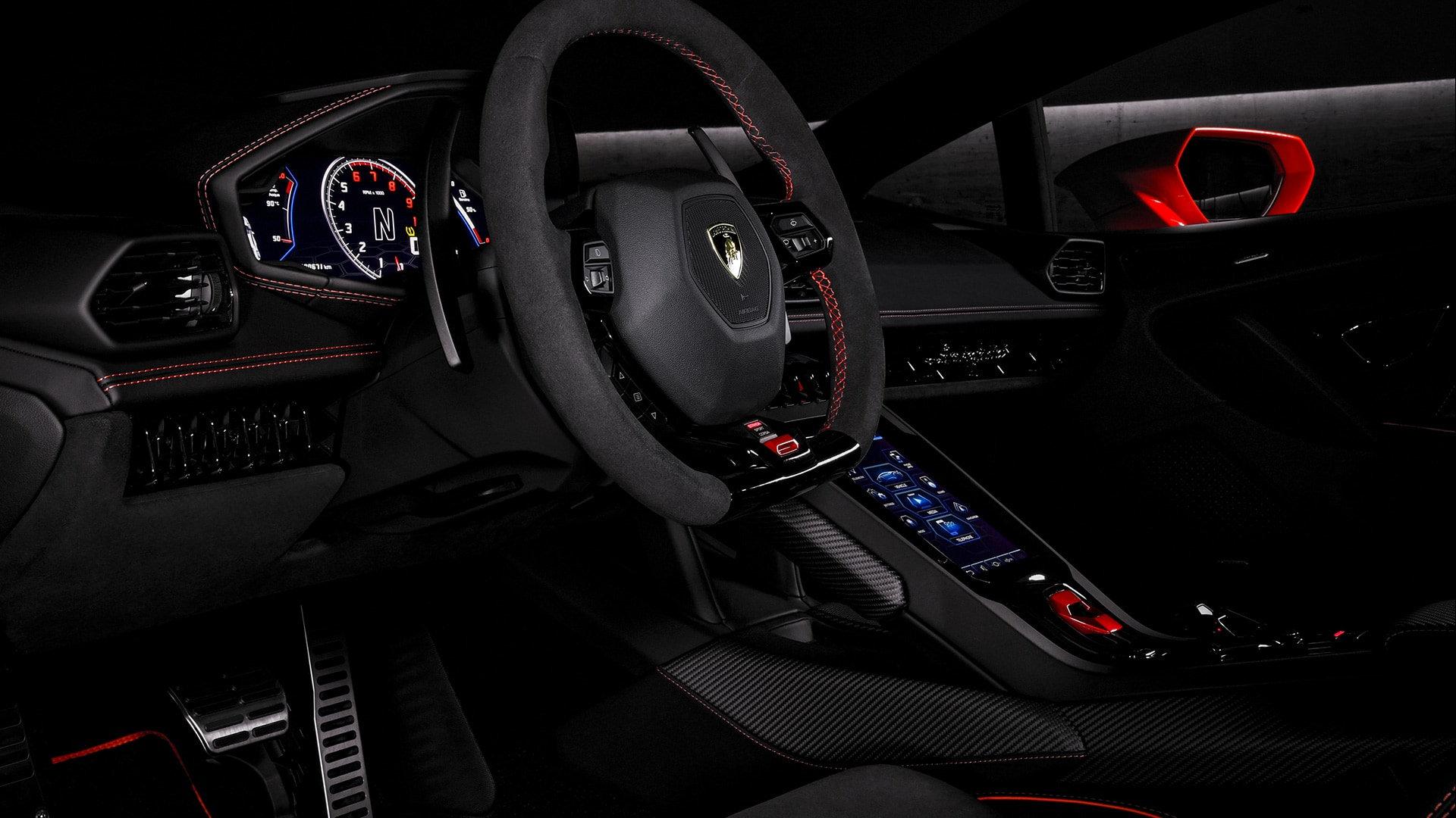 Lamborghini Huracan EVO 25