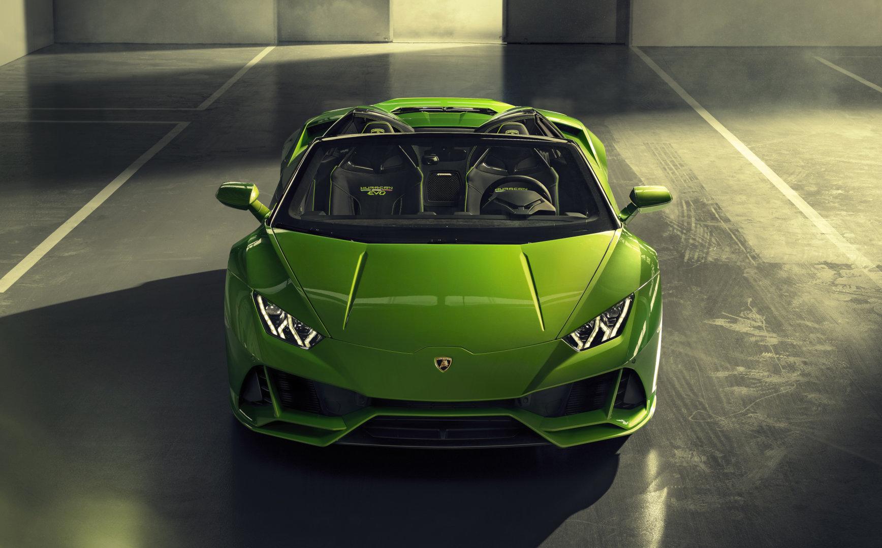 Lamborghini Huracan EVO Spyder 7