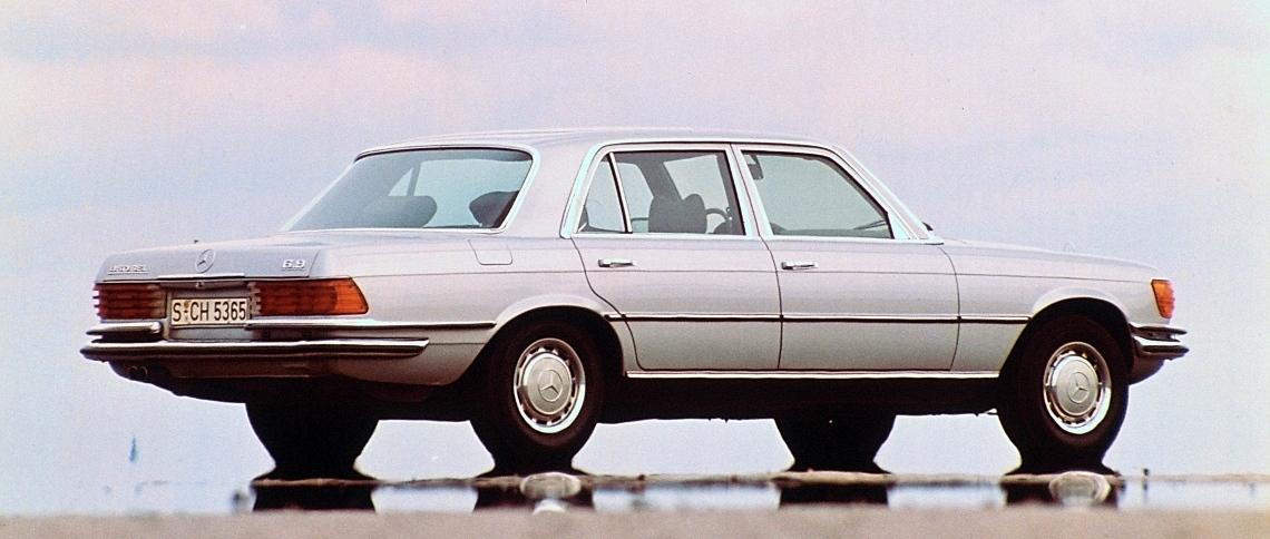 Mercedes-Benz 450 S (W116)
