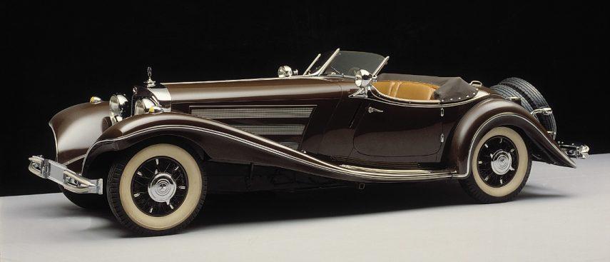 Evolución del diseño del automóvil (I)