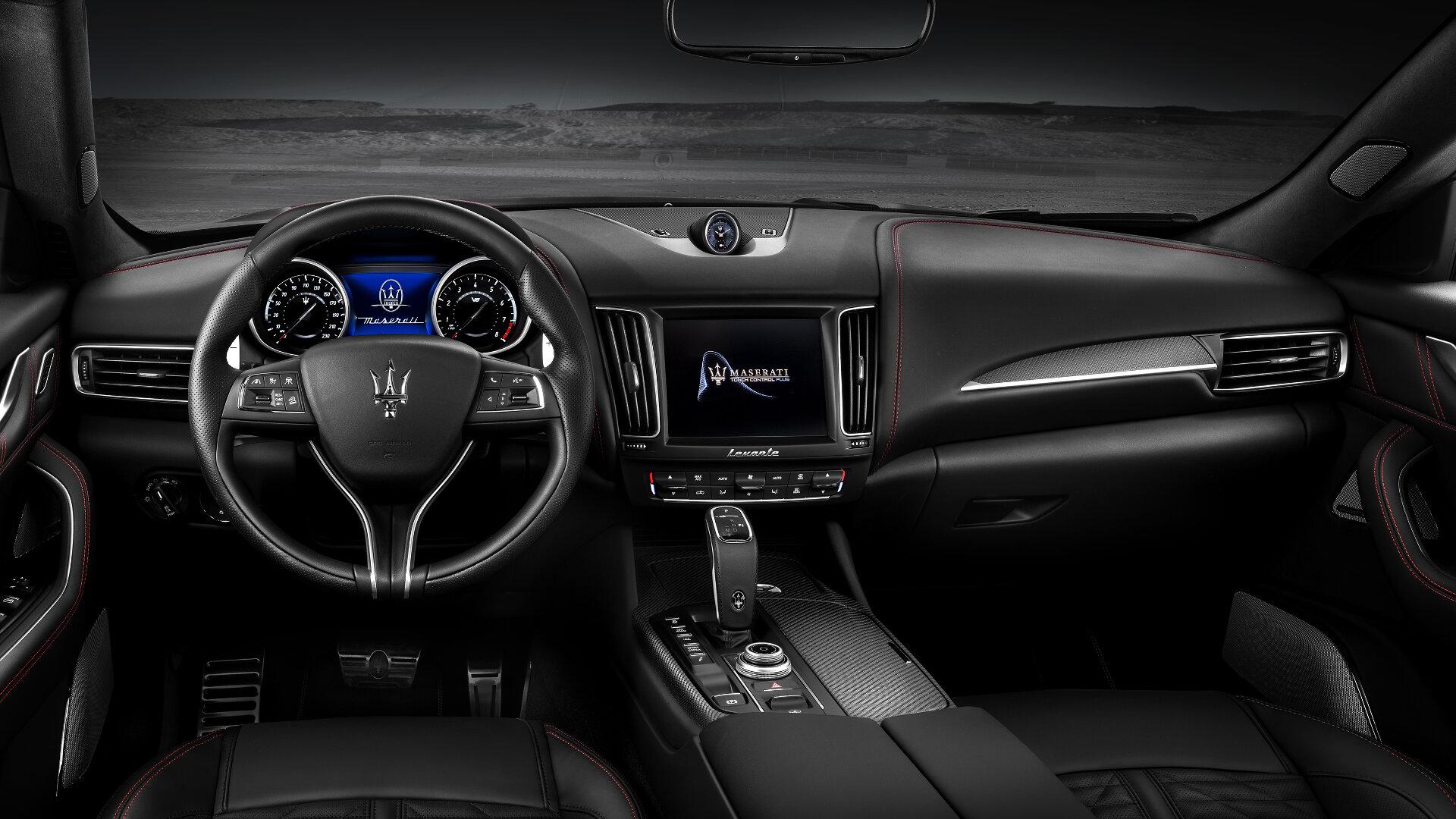 Maserati Levante Trofeo 17
