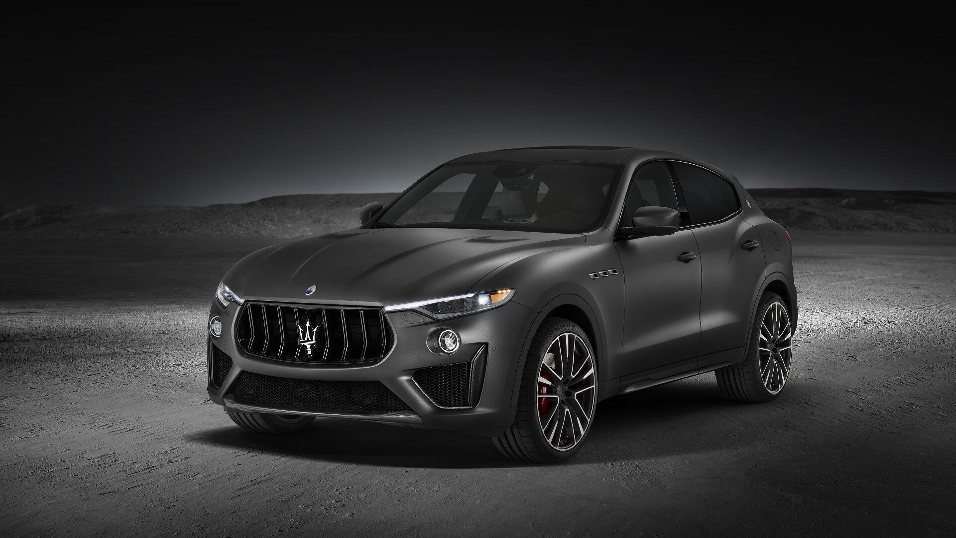 El nuevo Maserati Levante Trofeo se presenta en Nueva York