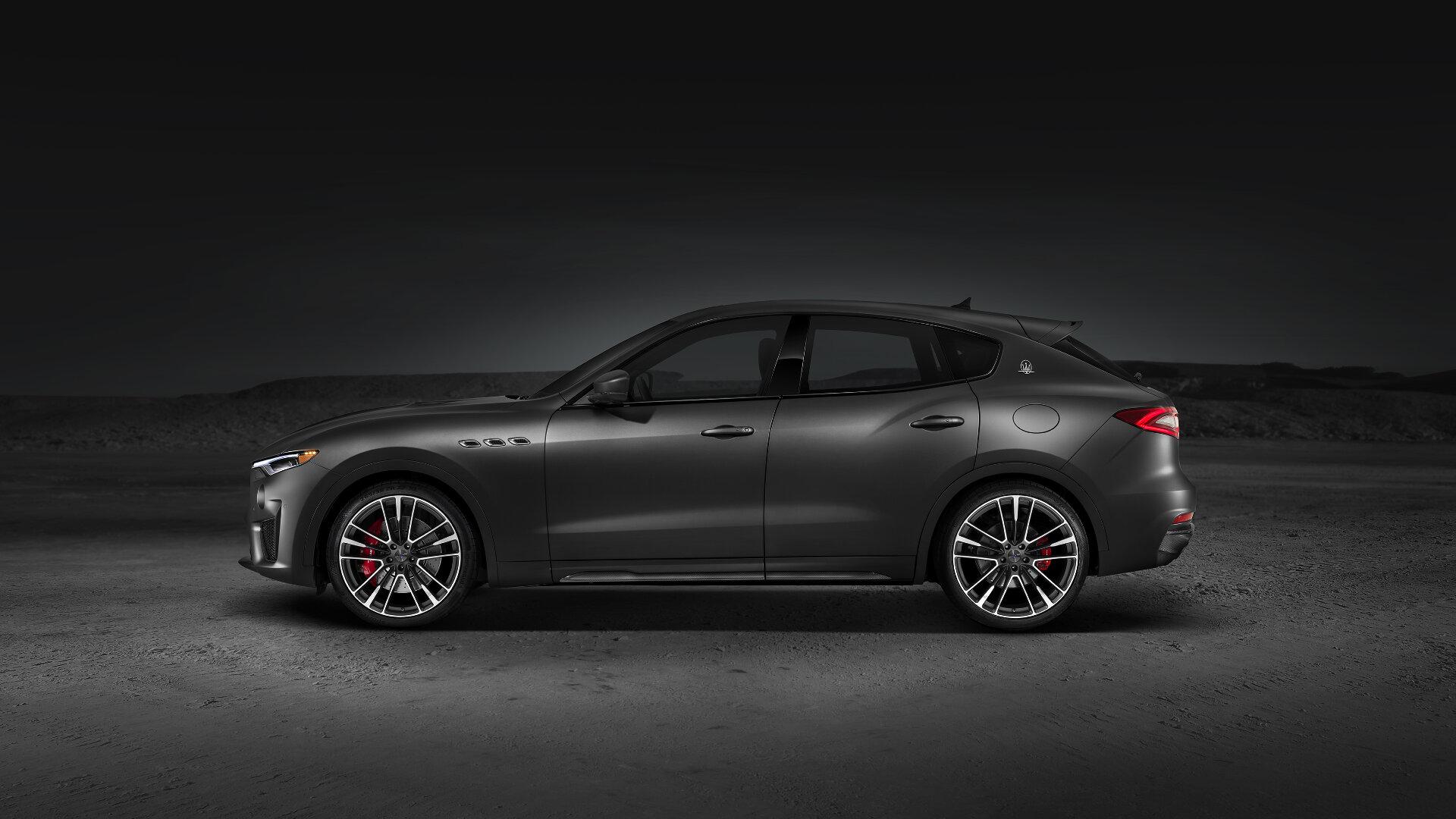 Maserati Levante Trofeo 3
