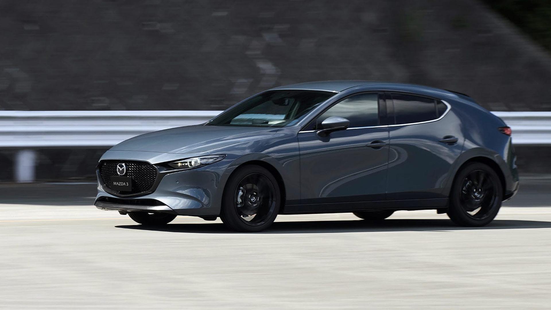 Mazda 3 2019 1