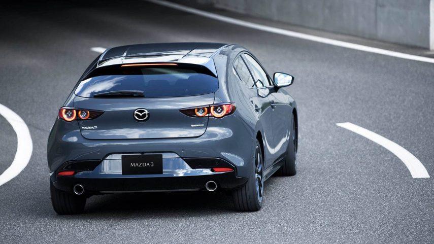 El Mazda3 podría haber recibido una versión más deportiva…