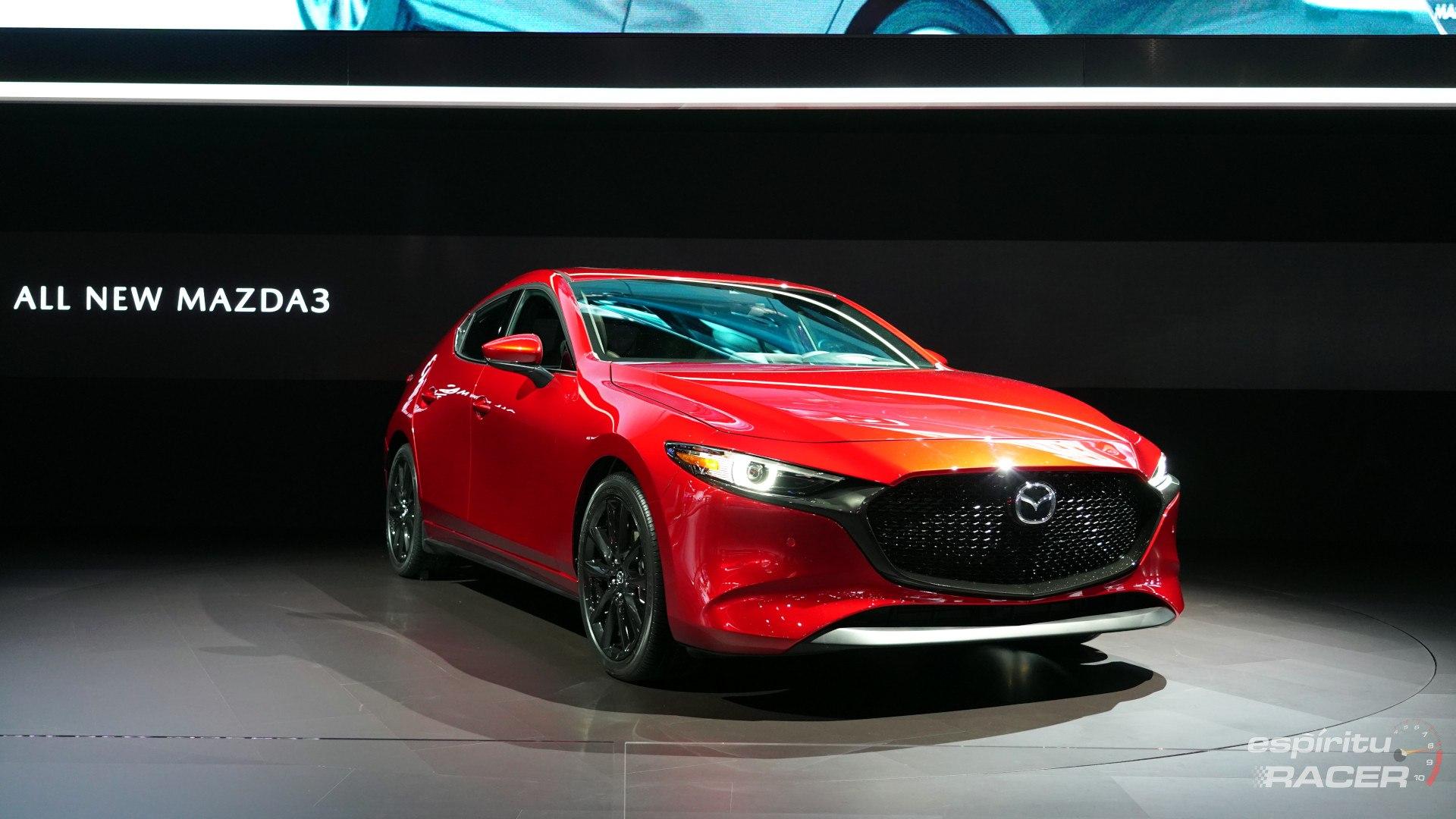 Nuevo Mazda3, más refinado y elegante