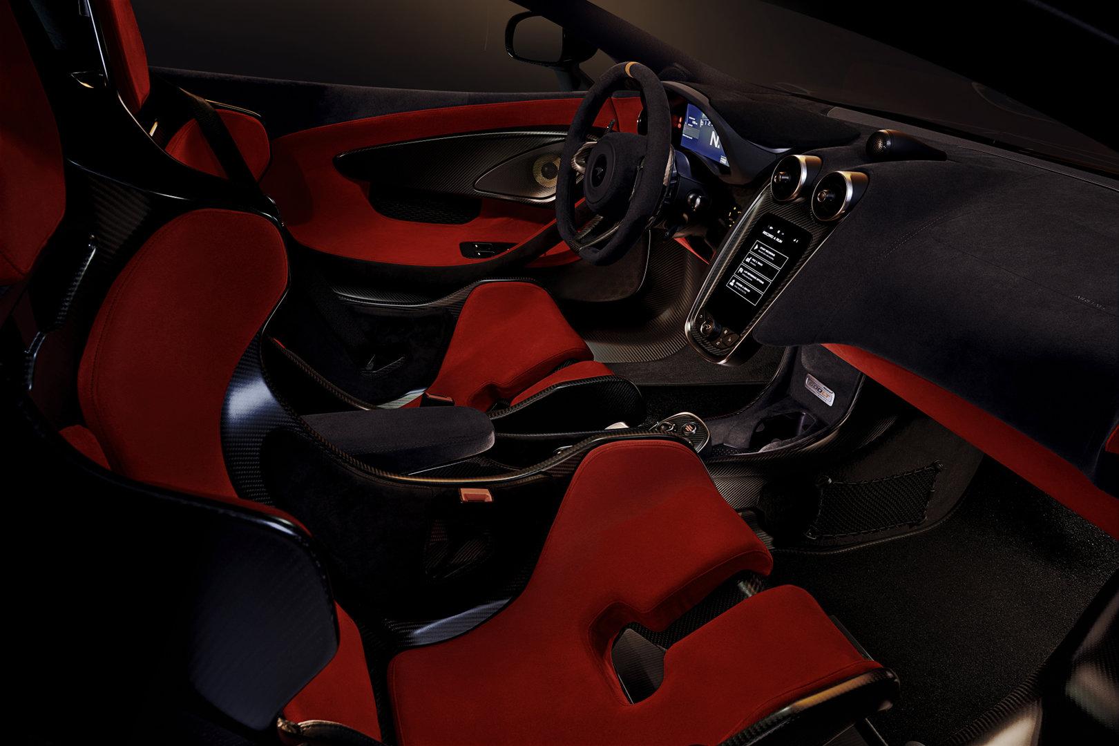 McLaren 600LT 8