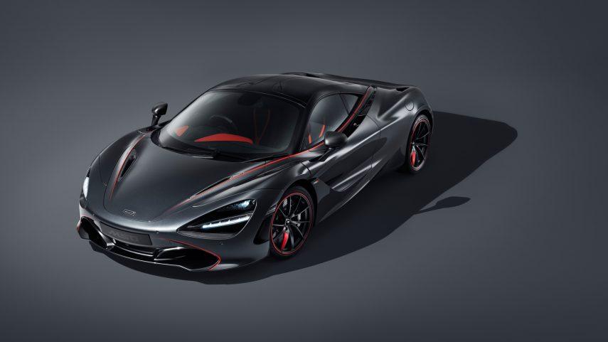 MSO McLaren 720S Stealth, tributo al F1 GTR