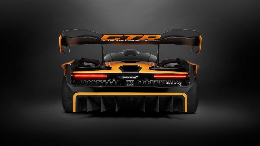 McLaren Senna GTR 3