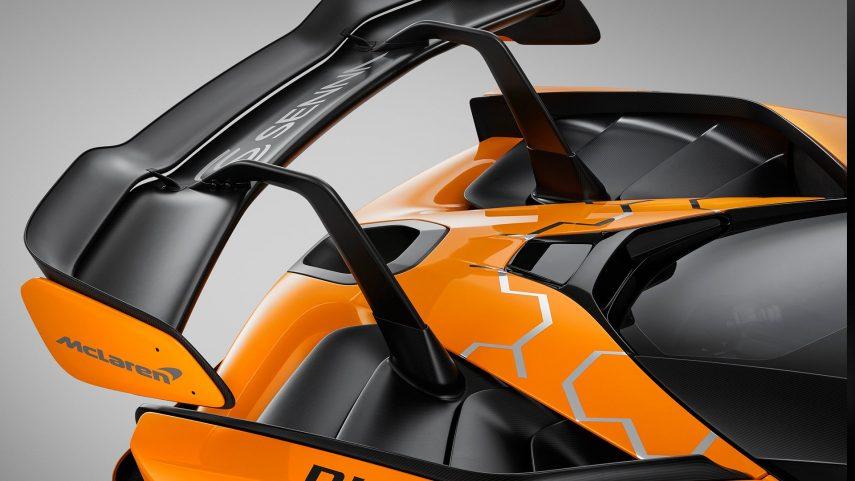 McLaren Senna GTR 7