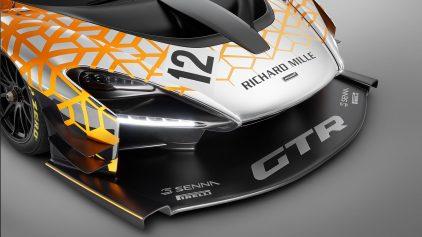 McLaren Senna GTR 9