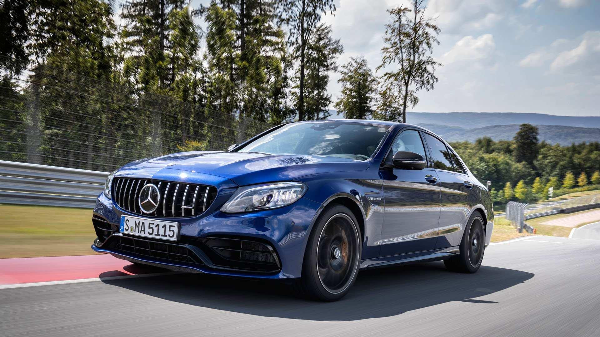 Ya puedes encargar el Mercedes-AMG C63