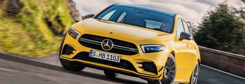 Mercedes-Benz ya admite pedidos del A35 AMG