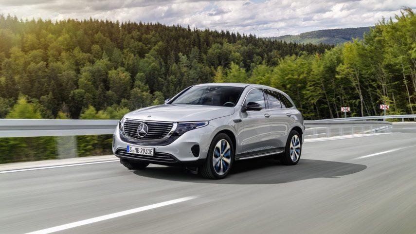 Mercedes-Benz EQC, el primer eléctrico de la marca