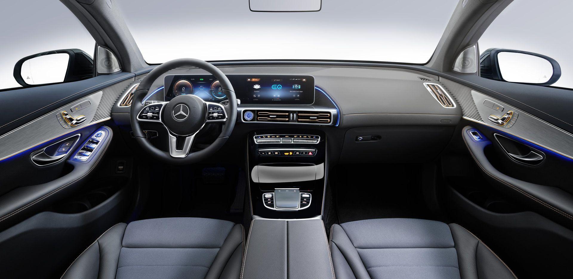 Mercedes EQC 6