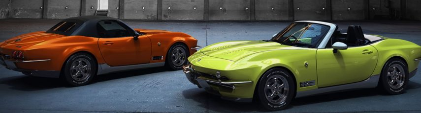 Llega el Mitsuoka Rock Star con sabor a Corvette