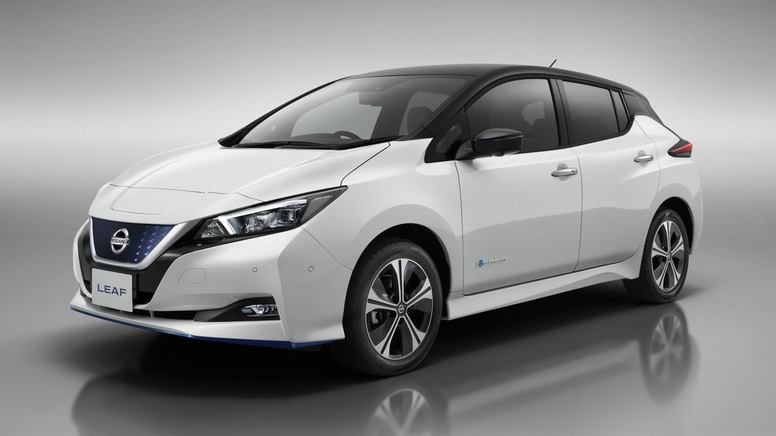 Nuevo Nissan Leaf e+, más potencia y mayor autonomía