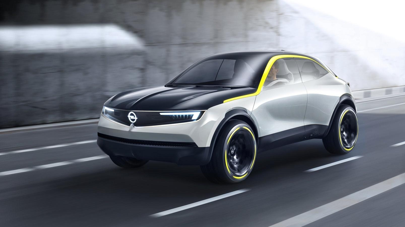 Opel GT X Experimental, la visión de Opel para 2025